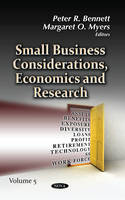 BENNETT P.R. - SMALL BUSINESS CONSIDERATIONS - 9781629483467 - V9781629483467