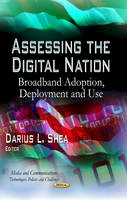 SHEA D.L. - ASSESSING THE DIGITAL NATION - 9781629483627 - V9781629483627