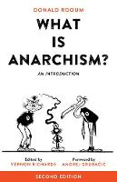Rooum, Donald - What is Anarchism?: An Introduction - 9781629631462 - V9781629631462
