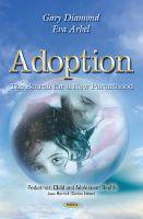 Diamond, Gary, Arbel, Eva - Adoption: The Search for a New Parenthood (Pediatrics, Child and Adolescent Health) - 9781631177101 - V9781631177101