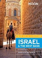 Belmaker, Genevieve - Moon Israel & the West Bank: Including Petra (Moon Handbooks) - 9781631213618 - V9781631213618