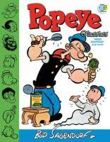 Sagendorf, Bud - Popeye Classics Volume 6 - 9781631403255 - V9781631403255