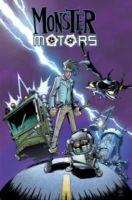 Lynch, Brian - Monster Motors - 9781631403378 - V9781631403378