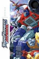 Sarracini, Chris, Furman, Simon - Transformers: Armada Omnibus - 9781631405631 - V9781631405631