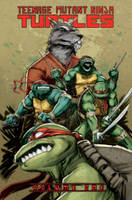 Eastman, Kevin B., Waltz, Tom - Teenage Mutant Ninja Turtles Volume 1: Shell Unleashed - 9781631405761 - V9781631405761