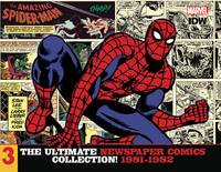 Lee, Stan - The Amazing Spider-Man: The Ultimate Newspaper Comics Collection Volume 3 (1981-1982) - 9781631406515 - V9781631406515
