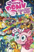Rice, Christina, Anderson, Ted, Cook, Katie - My Little Pony: Friendship is Magic Volume 10 - 9781631406881 - V9781631406881