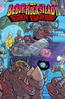 Bates, Ben, Weaver, Dustin - Teenage Mutant Ninja Turtles: Bebop & Rocksteady Destroy Everything - 9781631407147 - V9781631407147