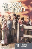 Isayama, Hajime - Attack on Titan 17 - 9781632361127 - V9781632361127