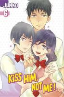 JUNKO - Kiss Him, Not Me 6 - 9781632362650 - V9781632362650