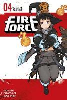 Ohkubo, Atsushi - Fire Force 4 - 9781632364319 - V9781632364319