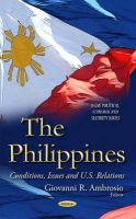 Ambrosio, Giovanni R - The Philippines: Conditions, Issues and U.s. Relations - 9781633212336 - V9781633212336