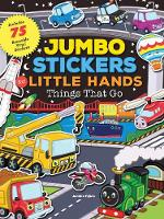 - Jumbo Stickers for Little Hands: Things That Go - 9781633221574 - V9781633221574