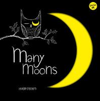 Courgeon, Rémi, Courgeon, Remi - Many Moons: A fun guide to learning about moon phases - 9781633222984 - V9781633222984