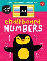 - Chalkboard Numbers: Learn numbers with chalkboard pages! (Chalkboard Concepts) - 9781633223899 - 9781633223899