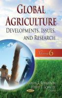 Marvin R Robertson - Global Agriculture: Developments, Issues, and Research - 9781634633277 - V9781634633277