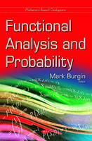 Burgin, Mark - Functional Analysis and Probability (Mathematics Research Developments) - 9781634826198 - V9781634826198