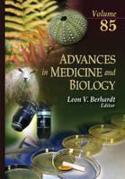 Berhardt, Leon V - Advances in Medicine and Biology - 9781634826587 - V9781634826587