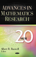 Baswell, Albert R. - Advances in Mathematics Research - 9781634827416 - V9781634827416