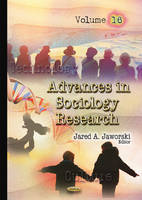 Jaworski, Jared A - Advances in Sociology Research - 9781634827430 - V9781634827430