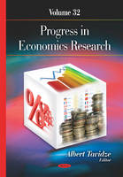 Tavidze, Albert - Progress in Economics Research - 9781634827966 - V9781634827966