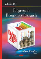 Tavidze, Albert - Progress in Economics Research - 9781634828253 - V9781634828253