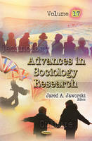 Jared A Jaworski - Advances in Sociology Research - 9781634831826 - V9781634831826