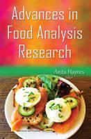 Haynes, Anita - Advances in Food Analysis Research - 9781634837835 - V9781634837835