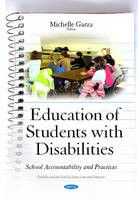 Garza, Michelle - Education of Students with Disabilities - 9781634838344 - V9781634838344