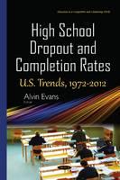 Evans, Alvin - High School Dropout & Completion Rates - 9781634838429 - V9781634838429