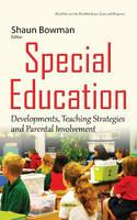 Bowman, Shaun - Special Education - 9781634838757 - V9781634838757