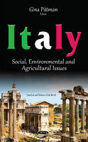 Gina Pittman - Italy: Social, Environmental and Agricultural Issues (Countries and Cultures of the World) - 9781634844086 - V9781634844086