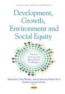 Alexander Cotte Poveda - Development, Growth, Environment and Social Equity - 9781634847803 - V9781634847803