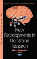 Glen Hopkins - New Developments in Dopamine Research - 9781634847896 - V9781634847896