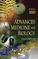 Leon V. Berhardt - Advances in Medicine and Biology - 9781634853040 - V9781634853040