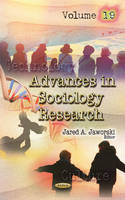 Jared A Jaworski - Advances in Sociology Research - 9781634855075 - V9781634855075