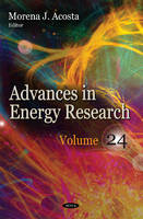Morena J Acosta - Advances in Energy Research - 9781634855150 - V9781634855150