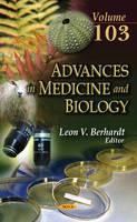 Leon V Berhardt - Advances in Medicine and Biology - 9781634856522 - V9781634856522