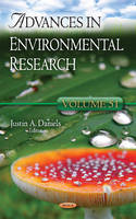 Justin A Daniels - Advances in Environmental Research - 9781634857864 - V9781634857864
