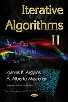 Argyros, Ioannis K. - Iterative Algorithms 2 - 9781634858793 - V9781634858793