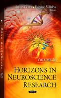 Andres Costa - Horizons in Neuroscience Research - 9781634859288 - V9781634859288