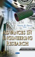 Victoria M Petrova - Advances in Engineering Research - 9781634859301 - V9781634859301