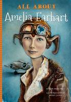 Lew Freedman - All about Amelia Earhart - 9781681570860 - V9781681570860