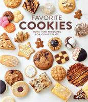 Test Kitchen, Williams-Sonoma - Favorite Cookies: More than 40 Recipes for Iconic Treats - 9781681881768 - V9781681881768