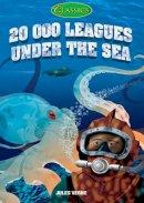 Prim-Ed Publishing - 2000 Leagues Under the Sea 5 Pack (Classics) - 9781741267136 - V9781741267136