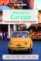 Lonely Planet - Western Europe Phrasebook - 9781741790115 - V9781741790115
