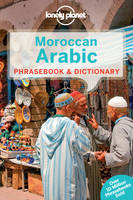 Lonely Planet - Moroccan Arabic Phrasebook & Dictionary - 9781741791372 - V9781741791372