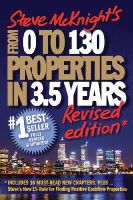 McKnight, Steve - From 0 to 130 Properties in 3.5 Years - 9781742169675 - V9781742169675