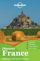 Nicola Williams - Lonely Planet Discover France (Full Color Travel Guide) - 9781742205649 - V9781742205649