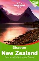 Lonely Planet, Rawlings-Way, Charles, Atkinson, Brett, Bennett, Sarah, Dragicevich, Peter, Slater, Lee - Lonely Planet Discover New Zealand (Travel Guide) - 9781742207889 - V9781742207889